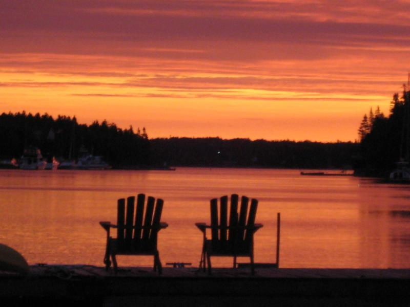 view of the harbour from the dock - Tobermory - Beach at Big Tub Harbour - Tobermory - rentals