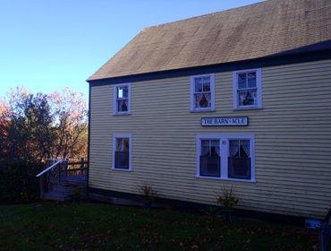 Barnacle at Goose Falls - Image 1 - Harborside - rentals