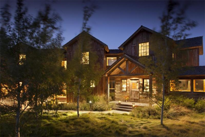 Shooting Star Cabin Number 17 - Image 1 - Teton Village - rentals