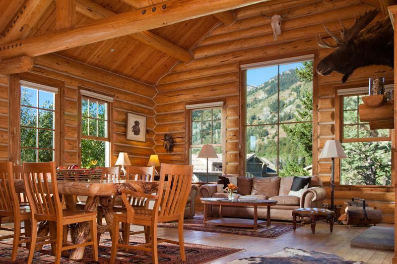 Moosehead Cabin - Image 1 - Teton Village - rentals
