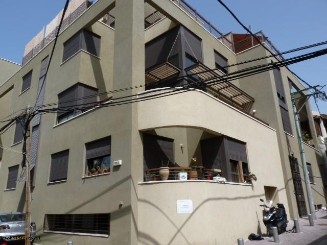 building - Amazing apartment in the  center of Tel aviv. 3 BR - Tel Aviv - rentals