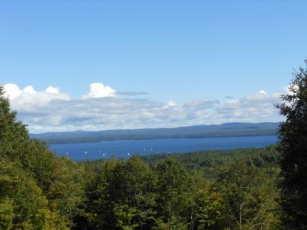 View from Deck - Gilford Mountain Retreat- Summer is Coming! - Gilford - rentals