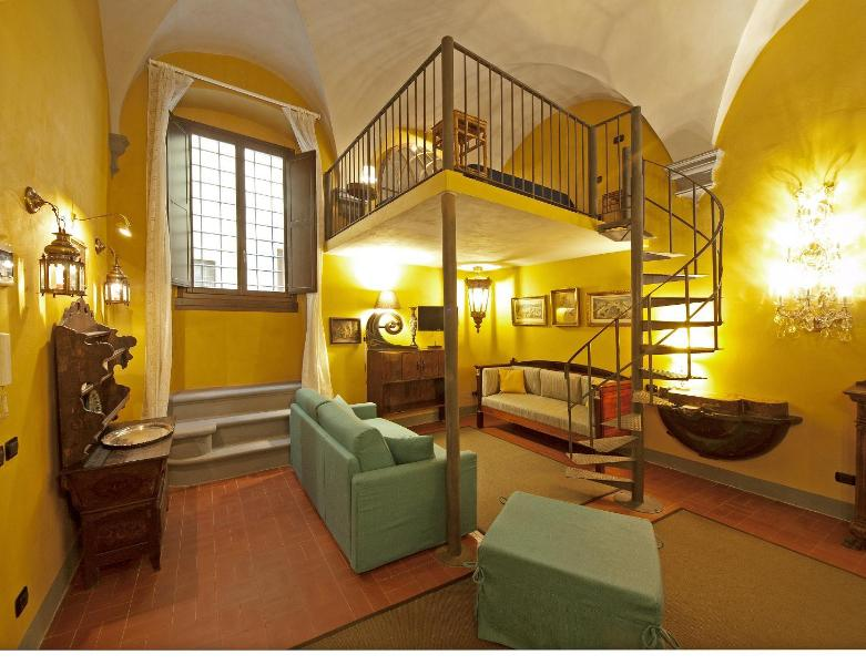 Florence centre Gold Apartment - Image 1 - Italy - rentals