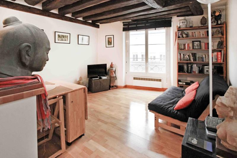 Vacation Flat for 3 at Carreau du Temple in Marais - Image 1 - Paris - rentals