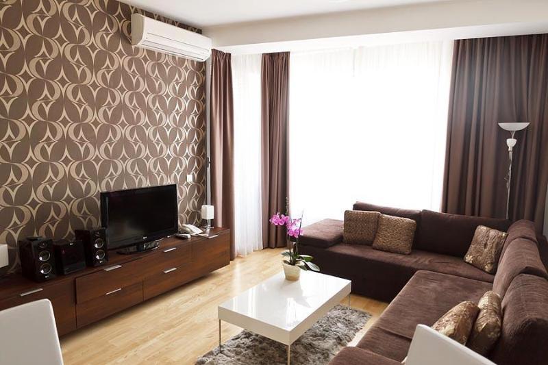DOWNTOWN Apt SATIN 2 | New building & PARKING! - Image 1 - Belgrade - rentals