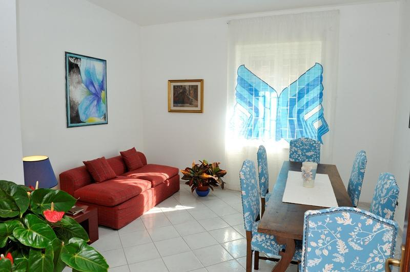 Cozy apt for 4/6 pax near the sea of ROME - Image 1 - Rome - rentals