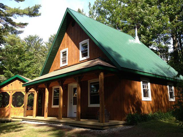 Ouaouaron cottage/ Bullfrog cottage - Bullfrog cottage/ Chalet Ouaouaron - Rawdon - rentals
