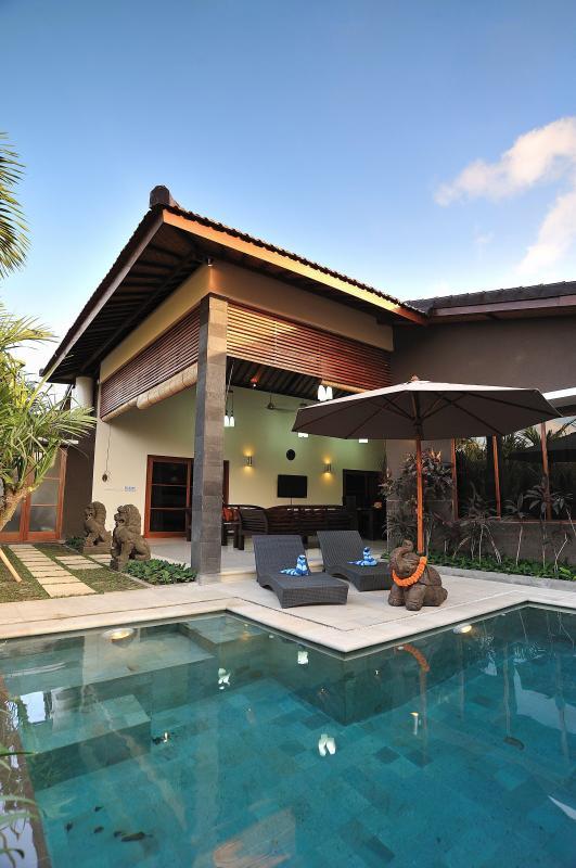 Private Pool - Pulau Tenang Bali Villas - 4 Bedroom Family Villa - Kerobokan - rentals