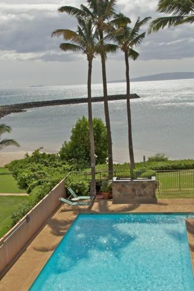 Direct OCEAN FRONT Luxury Condo at very low rates! - Image 1 - Maalaea - rentals