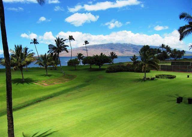 Ocean Views and Wesy Maui Mountains - 3 Bedroom, 3 Bath Ocean Front Condo - Kihei - rentals