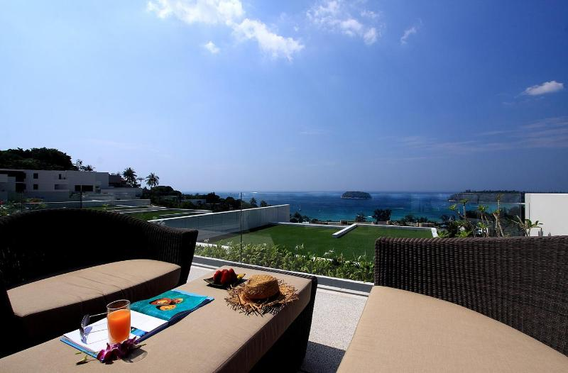 Stunning view, 2 bedroom apartment (THB15) - Image 1 - Kata - rentals