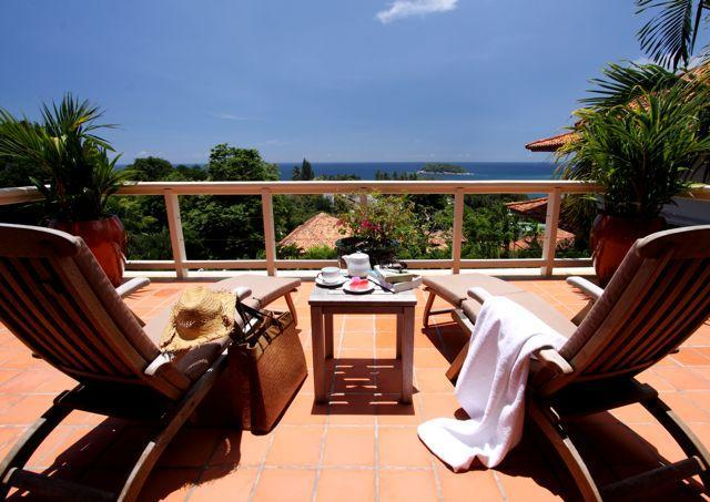 Ocean view from all rooms - Kata view pool villa - Kata - rentals