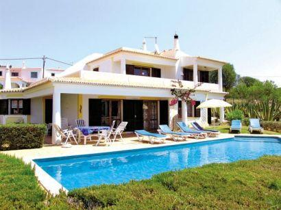 Comfortable Villa with great panoramic sea views - Image 1 - Albufeira - rentals