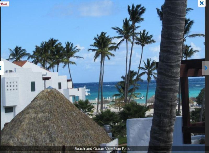 Amazing Luxury BeachFront Sea Views 2BR 2BA Condo! - Image 1 - Bavaro - rentals
