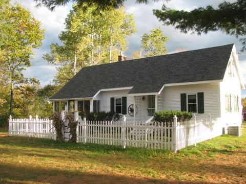 Charming mtn deluxe 4 bedroom cottage - N. Conway, mtn. house, horseback & sleigh rides, - North Conway - rentals