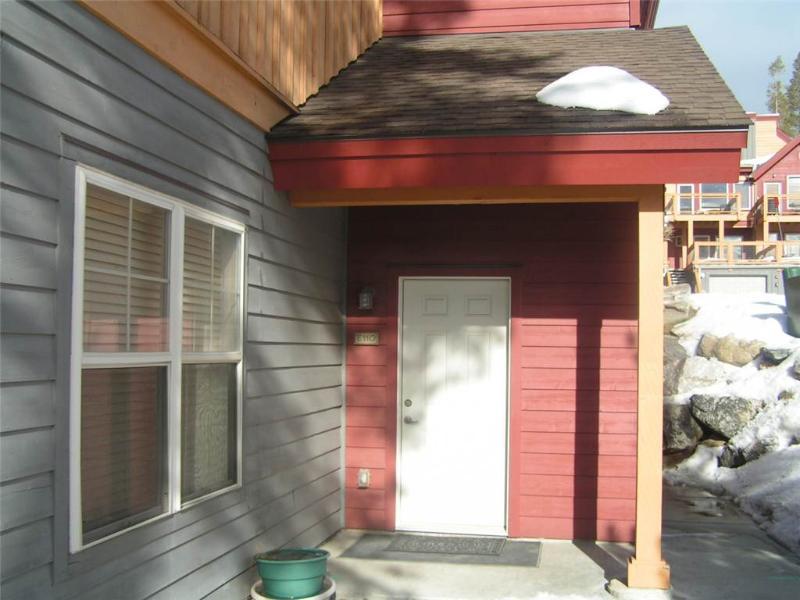 WATERSIDE E110 - Image 1 - Fraser - rentals