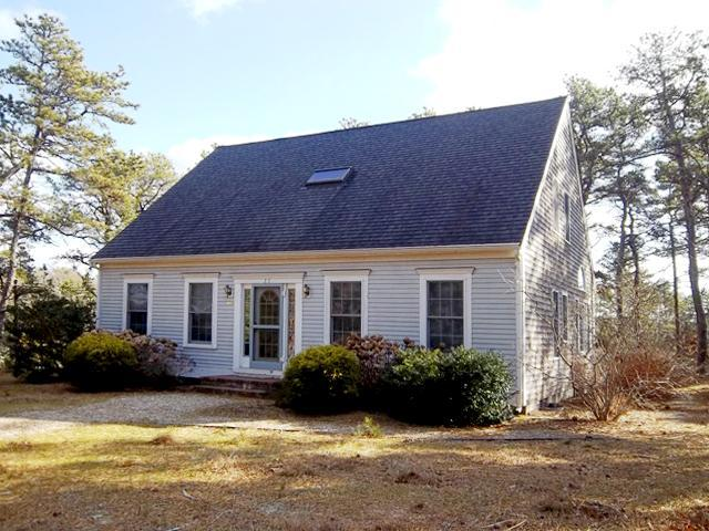Contemporary Cape in Quiet Neighborhood (1244) - Image 1 - Wellfleet - rentals