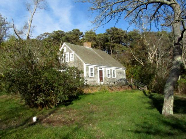 Historic Home on National Seashore Land. (1374) - Image 1 - Wellfleet - rentals