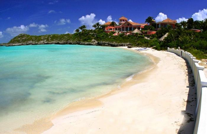 Luxury 6 bedroom Providenciales villa. Privacy with elevated ocean views! - Image 1 - Providenciales - rentals