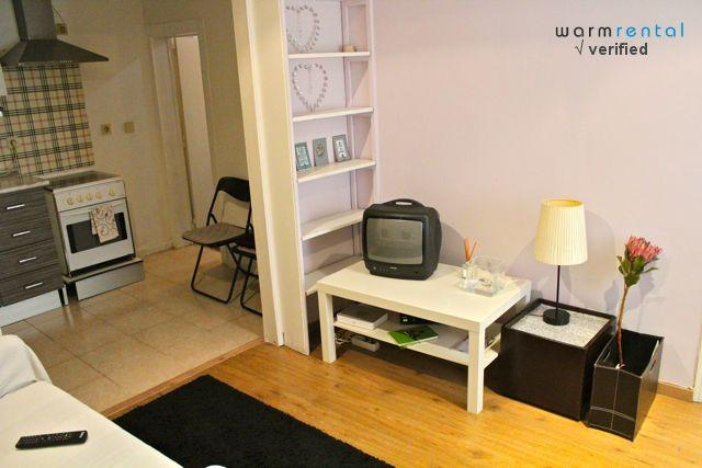 Living Room  - Parsley Green Apartment - Portugal - rentals