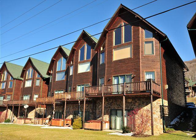 Exterior - Cedar Shores Villa #14 - McHenry - rentals