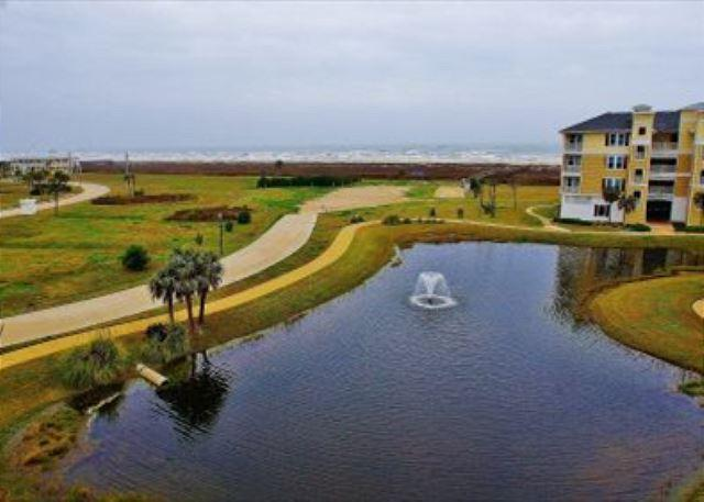 Amazing beachside condo that provides excellent views of beach and bay! - Image 1 - Galveston - rentals