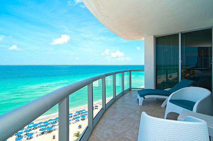 Reduced Rates this WEEK! Oceanfront w/Balcony - Image 1 - Sunny Isles Beach - rentals