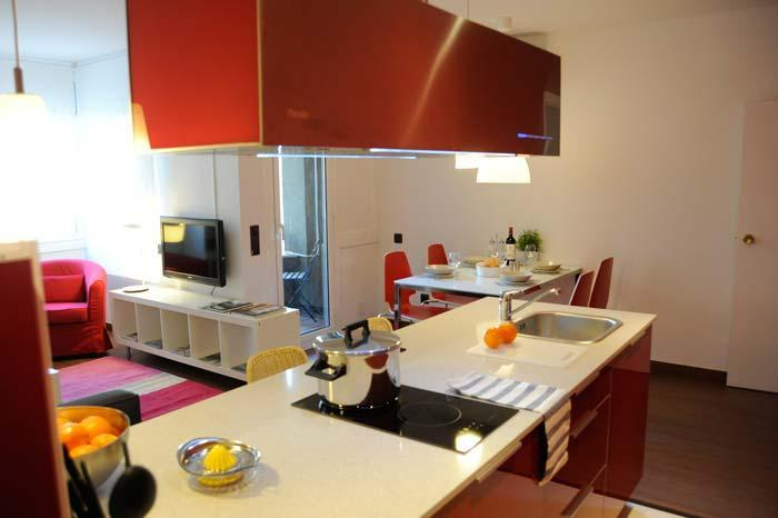 Modern central apartment - Sagrada Familia - Image 1 - Barcelona - rentals