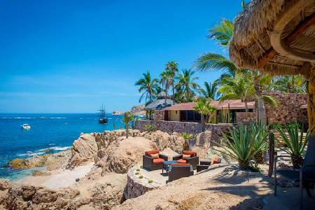 Villa Cielito - On the Sea of Cortez - Dedicated Concierge, Infinity Pool, Kayaks - Image 1 - Cabo San Lucas - rentals