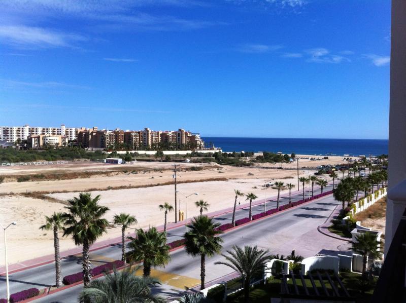 Ocean view from balcony - Brand New Penthouse Condo in Cabo San Lucas - Cabo San Lucas - rentals