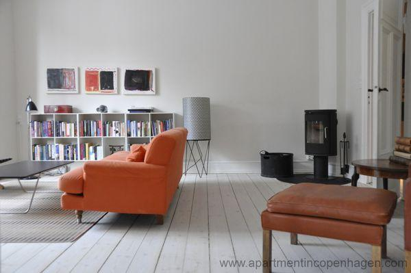 Strandboulevarden - The Quiet Neighbourhood - 315 - Image 1 - Copenhagen - rentals