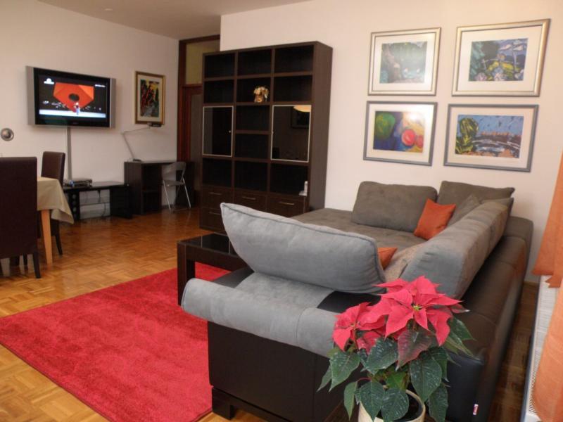 Prestige Apartment Zagreb - Image 1 - Zagreb - rentals