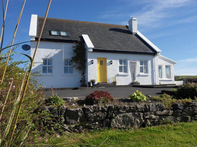 What dreams are made of - Fuschia Cottage 4 Bedrooms  views over the ocean - Doolin - rentals