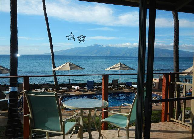 Hale Kai #216 - Find Your Ocean Paradise in our remodeled Oceanfront Condo - Lahaina - rentals