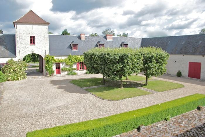 Cour - La Cour Lalouette - Le Pigeonnier - Chamant - rentals