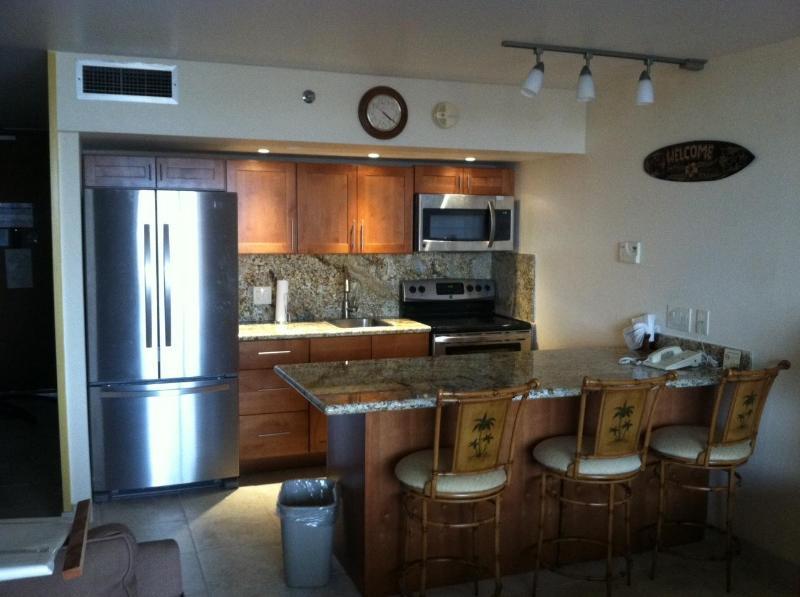 New Kitchen - Maui Oceanfront Paradise - Lahaina - rentals