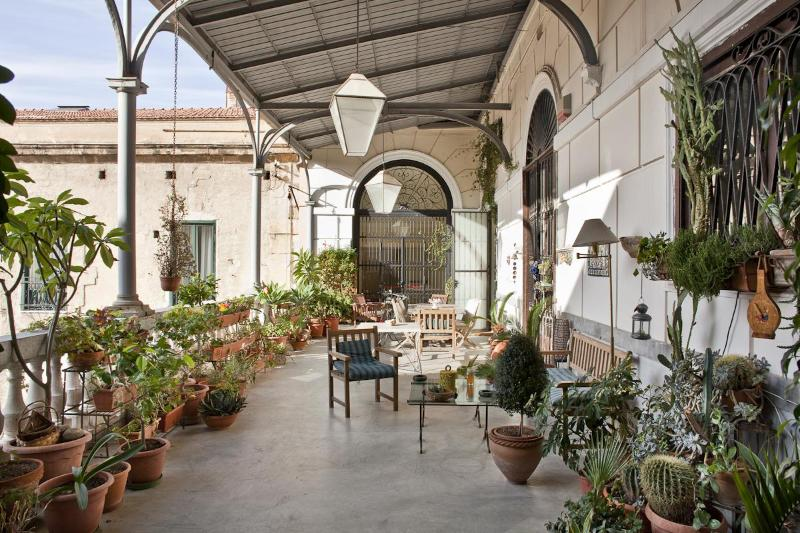 Palazzo Cattolica Art-Apartment - Image 1 - Palermo - rentals