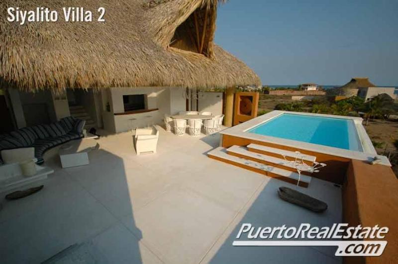 Villa Lindo Escondido: 3BR Luxury Oceanfront Home - Image 1 - Puerto Escondido - rentals