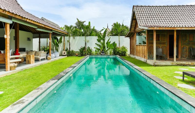 Pool View (1) - Joglo 4 Bed / Seminyak Center - Seminyak - rentals