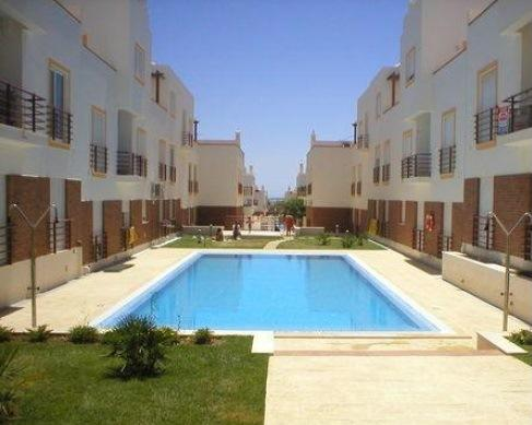 One of the 4 pools - Luxury Apartment, 4 pools, short walk to beach - Cabanas de Tavira - rentals