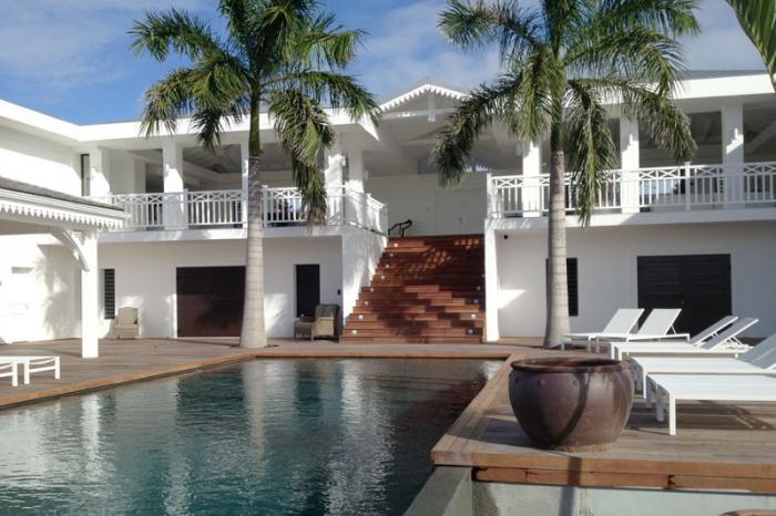 Villa Always... Terres Basses, St Martin 800 480 8555 - ALWAYS... hillside in Terres Basses, St Martin - Terres Basses - rentals