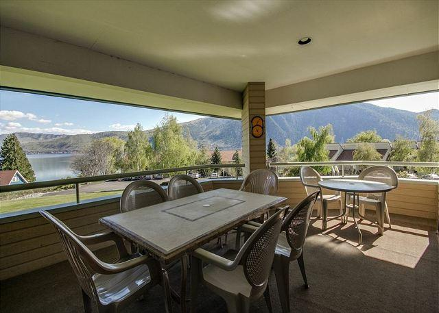 Wapato Point Halmalka Condo 513A  JULY 10 to AUGUST 7 STILL AVAILABLE - Image 1 - Manson - rentals