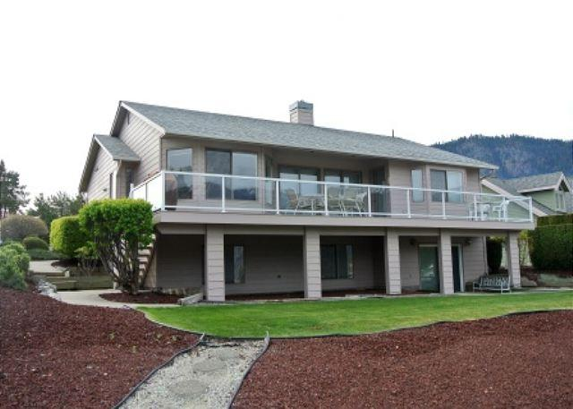 Wapato Point Community Waterfront Home - Image 1 - Manson - rentals