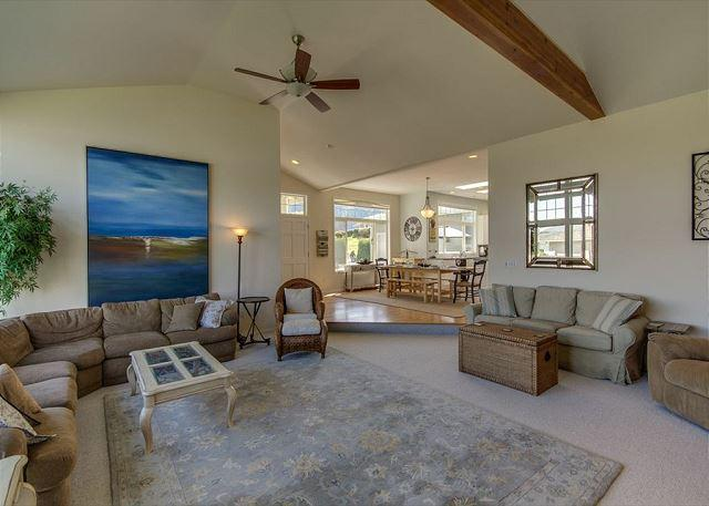 Wapato Point Chelan View Home - Image 1 - Manson - rentals