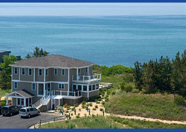4 MARY'S WAY, TRURO - Truro Stunning Waterview 3-story Vacation Home with Private Beach! - Truro - rentals