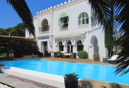 Provence Vacation Rental with a Garden and Pool - Image 1 - frejus - rentals
