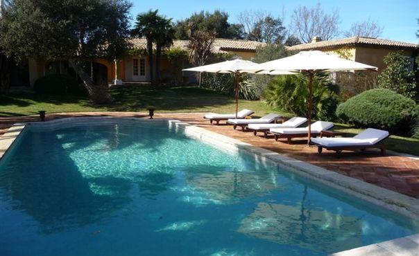 Wonderful French Riviera Vacation Rental with a Pool, Ramatuelle - Image 1 - Ramatuelle - rentals