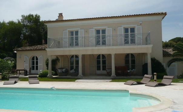 Luxury Ramatuelle Holiday Home, 7 Bedroom House with a Pool - Image 1 - Ramatuelle - rentals