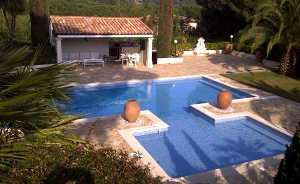 Les Moulins Lovely 6 Bedroom Vacation House, St Tropez - Image 1 - Ramatuelle - rentals