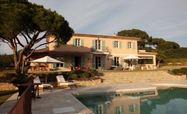 Tahiti, Gorgeous 6 Bedroom Villa Rental, French Riviera - Image 1 - Ramatuelle - rentals